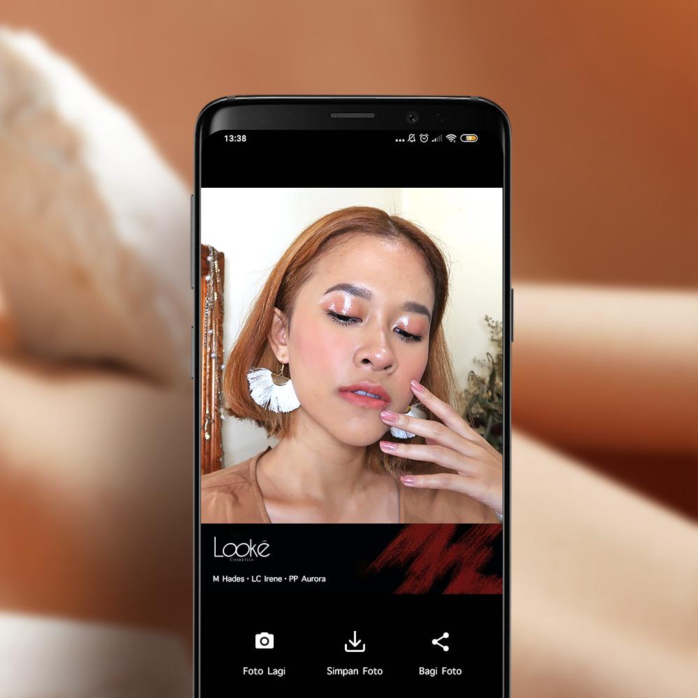 Looke beauty app