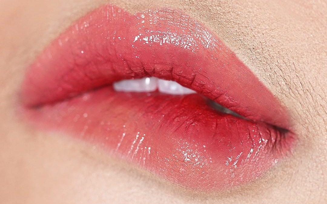 Korean Gradient Lips Untuk Bibir Hitam