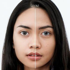 kulit wajah berminyak