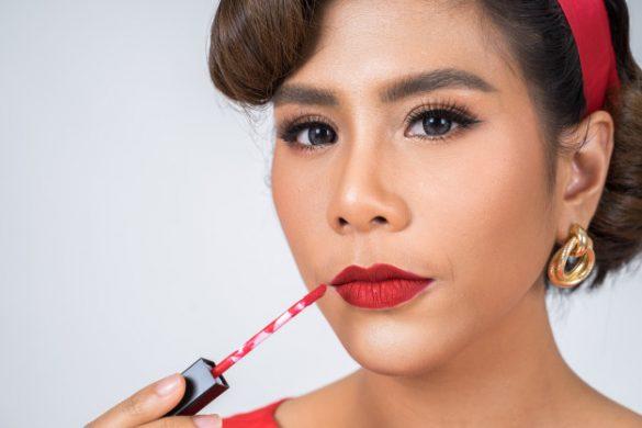 lipcream untuk bibir kering