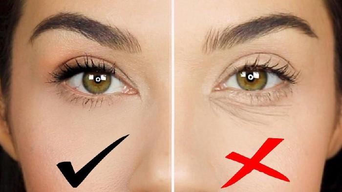 Inilah Penyebab Makeup Crack di Area Bawah Mata