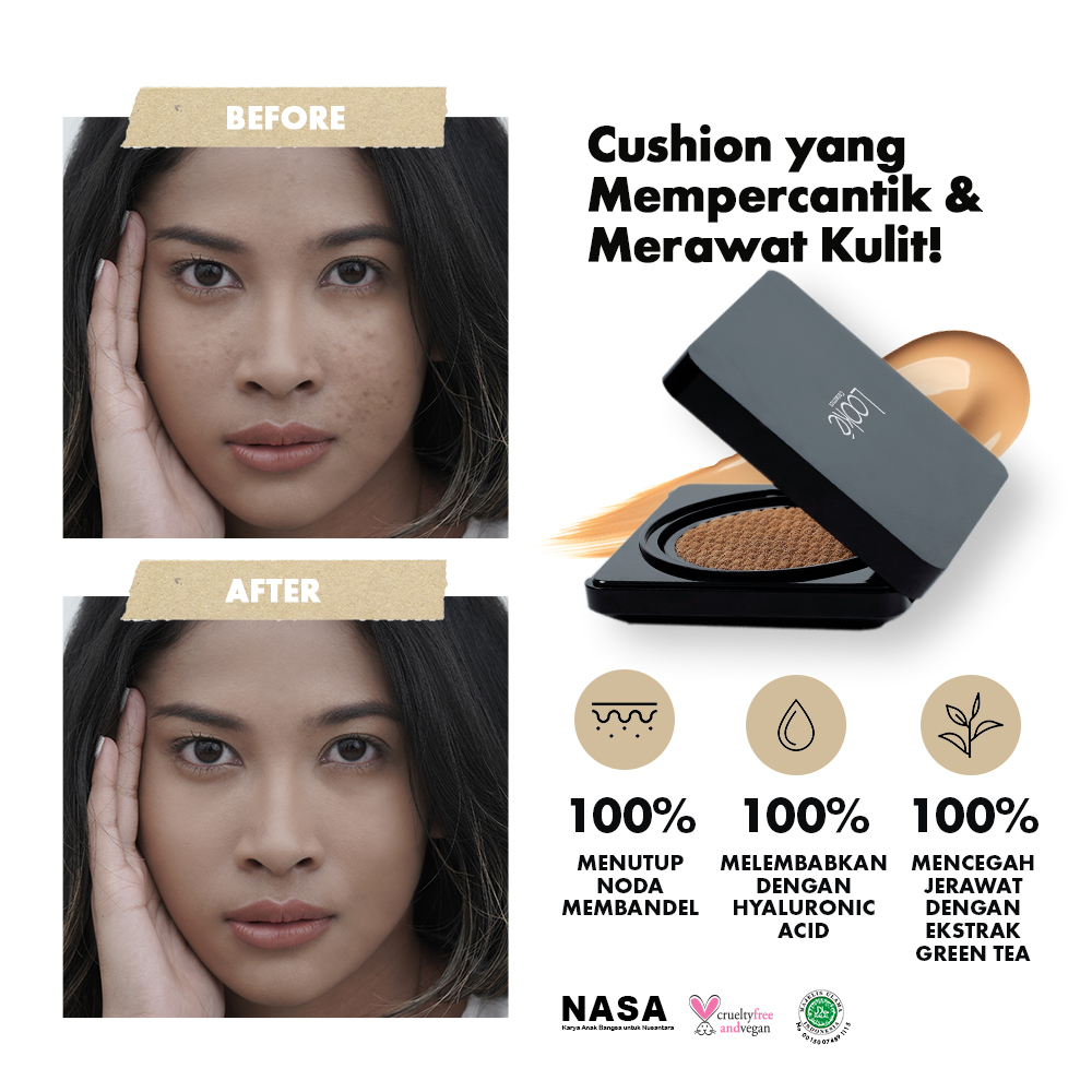 review cushion looke